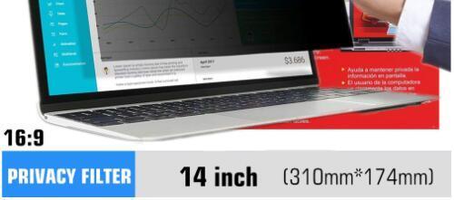 14 inç dizüstü bilgisayar için