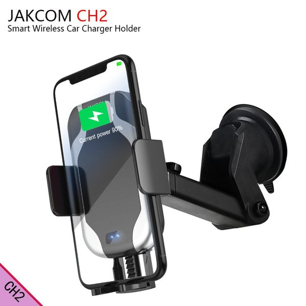 JAKCOM CH2 Smart Wireless Car Charger Mount Holder Hot Sale in Cell Phone Chargers as juniper id115 plus 4g mobile phone