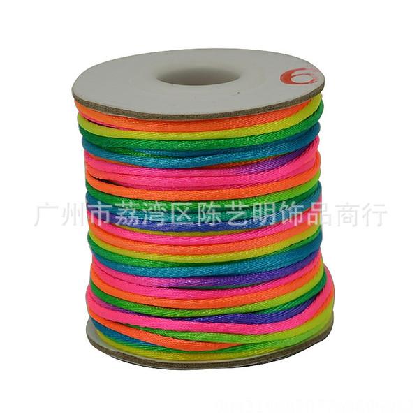 Bunte-Medium Coil-Linie 7 (ca. 1,5 mm