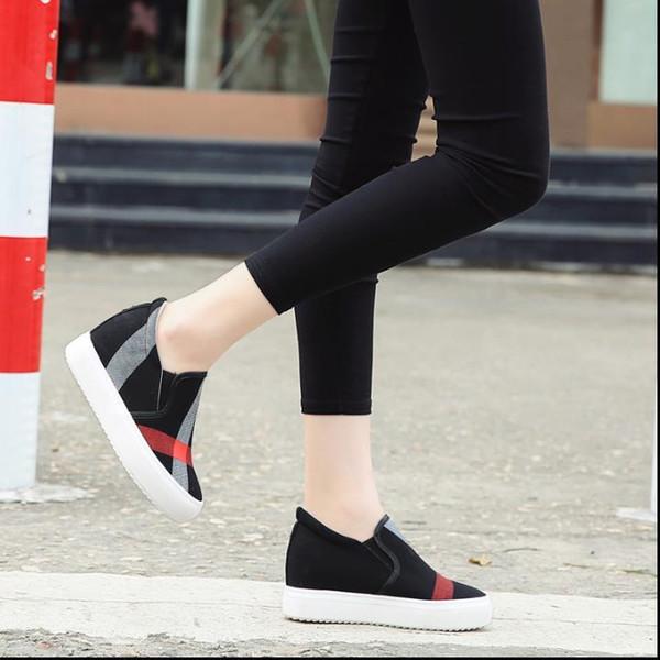 женская повседневная обувь лето осень модный бренд дышащий холст обувь ленивый скольжения женская обувь женская плоская эспадрильи