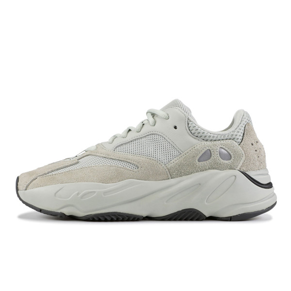 2019 Geode Inertia Wave Runner 700 shoes v2 static 3M sneakers kanye west Black Green white copper stripe off Outdoor sports shoes trainers