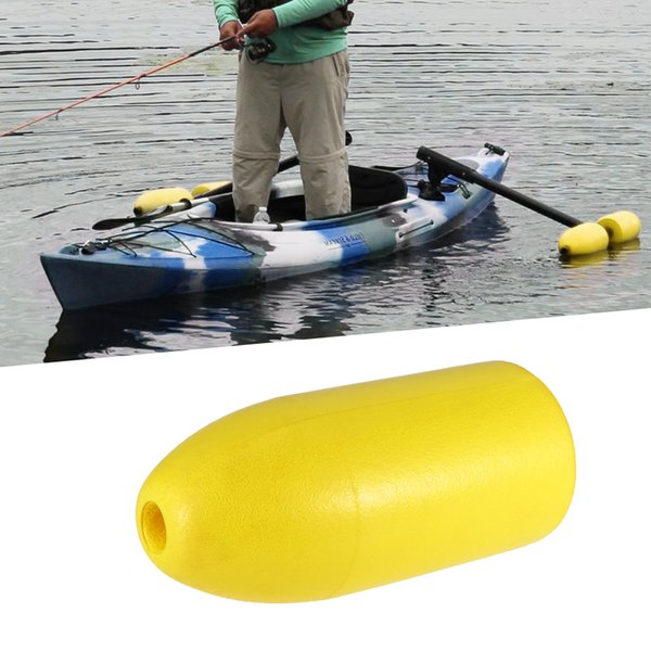 2019 NEW Kayak Canoe PVC Foam Outrigger Stabilizer Kayak Accessories Water  Floatation 5x11 Inch Shrimp Trap Float Anchor Buoy From Beachsandy, $33 83