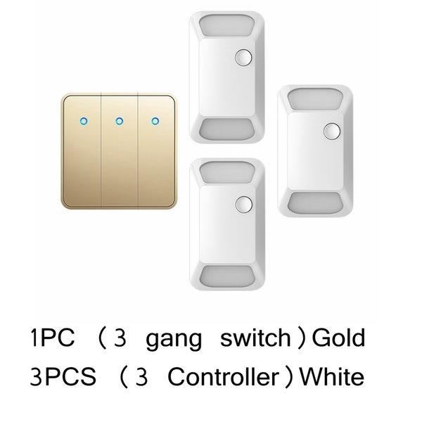 G 3 gang 3 receiver