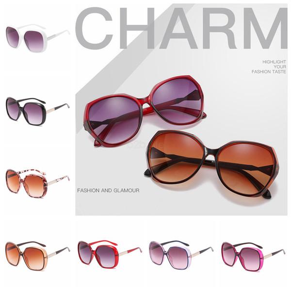 Männer Frauen Sonnenbrille UV-Schutz Outdoor Strand Sommer Sport Retro Sonnenbrille Vintage Vollformat Brillen LJJA2448