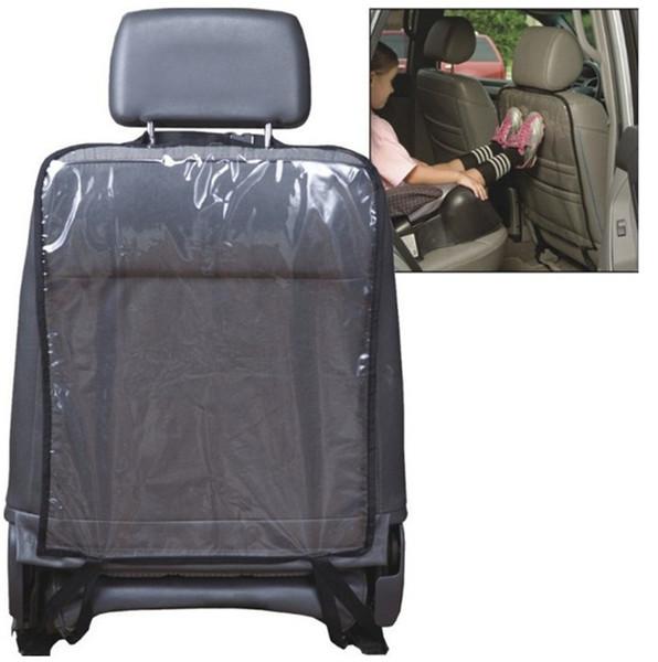 Car Auto Seat Back Protector Cover For Children Kids Kick Mat Mud Dirt Clean Kicking Mat HHA164