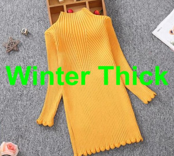 kış kalın sarı