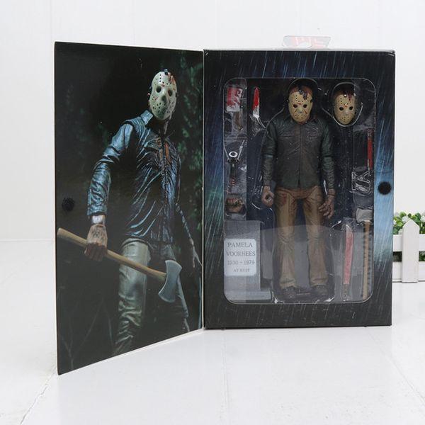 Jason Voorhees box