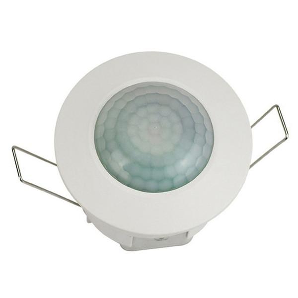 Потолочный PIR Инфракрасный датчик движения тела Детектор Лампа Выключатель света Lampholder Для Светодиодная лампа лампы Автоматическое ВКЛ ВЫКЛ SY0259