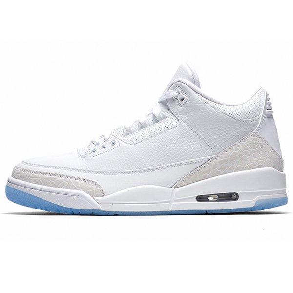 #15 Pure White
