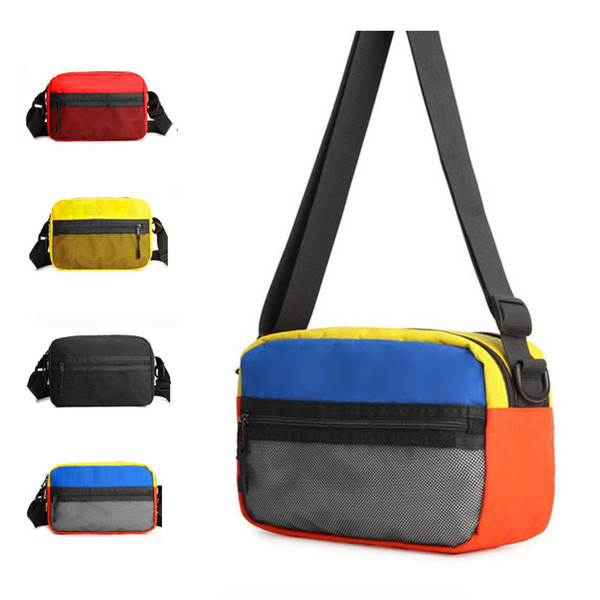 Fashion P+F 3M Shoulder Bag Chest Pack Casual Hip-Hop Belt Bag Men Messenger Bags Small Outdoor Shoulder Bags DHL