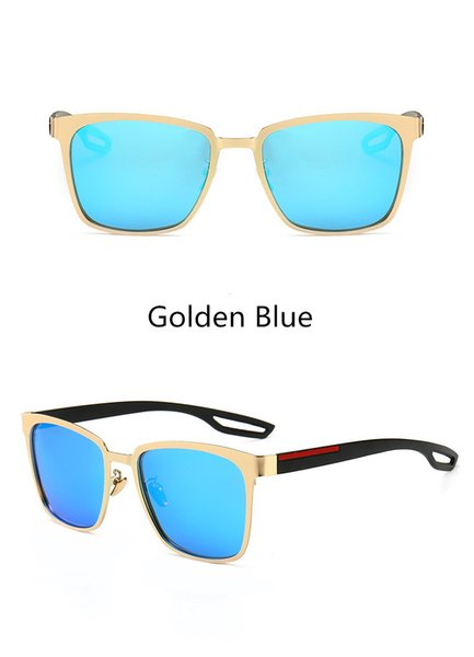 Altın + Mavi