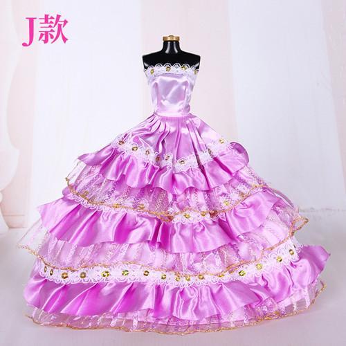 #9,1 piece wedding dress