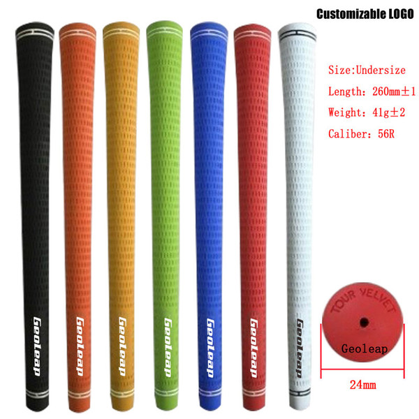 top popular Golf Grips Club Grips Undersize sizes and 7 colors Free Shipping 2019