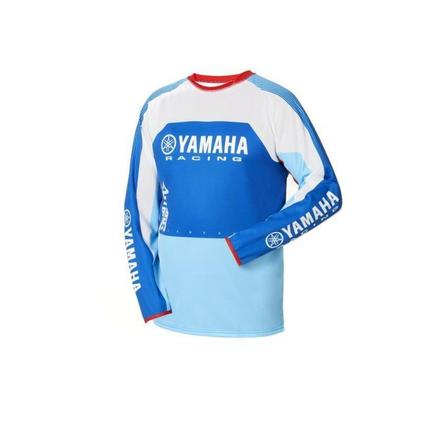 Wholesale for yamaha ZENKAI Motocross Jersey Downhil Mountain Bike DH Shirt MX Motorcycle OFF-ROAD jersey Quick Dry