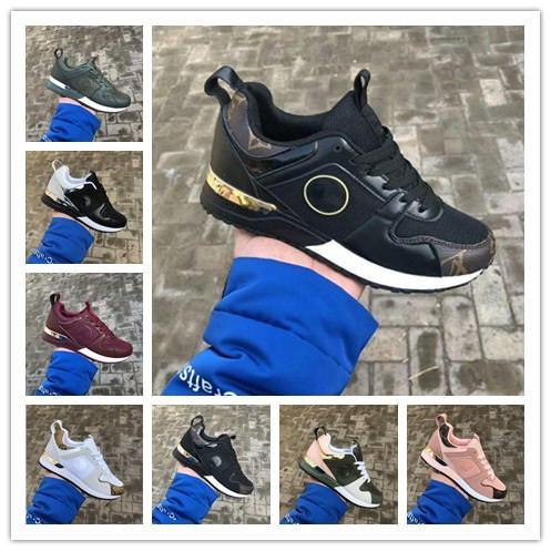 Fransa Lüks Marka Koşup Sneakers Moda Tasarımcıları erkek ve kadın Düşük Kesim Rahat Spor Ayakkabı Zapatillas Eğitmenler 36-45