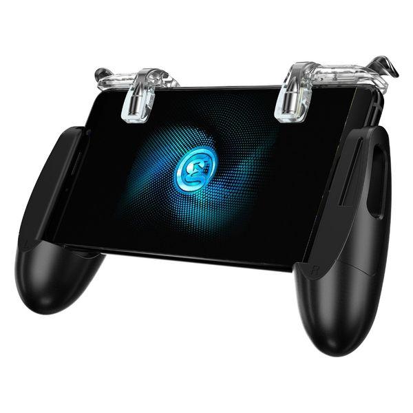 GameSir F2 Firestick Grip Mobile Phone Gaming Controller Grip Case con Sensitive L1R1 Mobile Triggers para Fortnite / PUBG / Knives