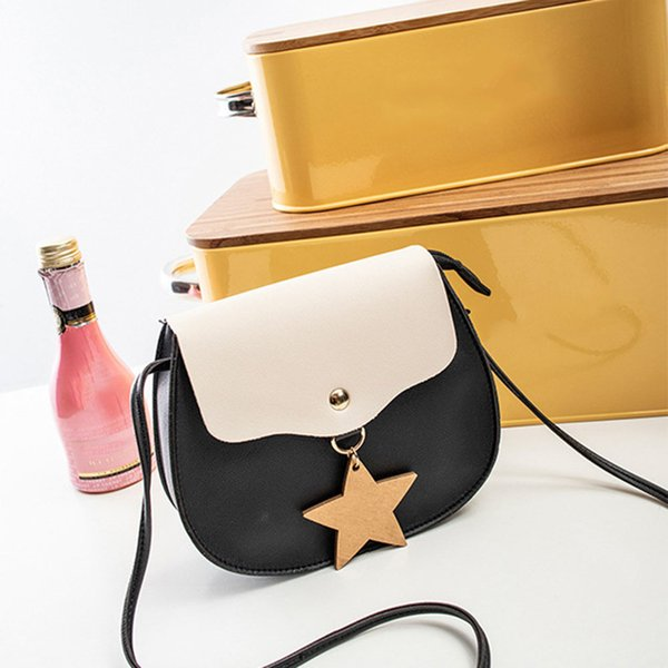 Women Lady Girl Shoulder Crossbody Bag Pu Small Fashion For Mobile Phone Money Fa$3