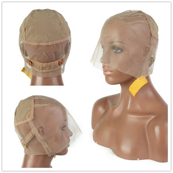 Capuchon de perruque de cheveux humains pour la fabrication de perruques