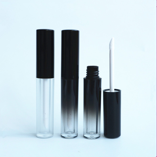 2.5ml Mini Plastics Empty Little Lip Gloss Tube Lipstick Balm Bottle Container Cosmetic Bottle Fast Shipping F3033
