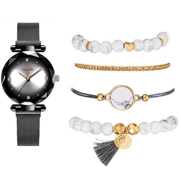 noir Silve-bracelet