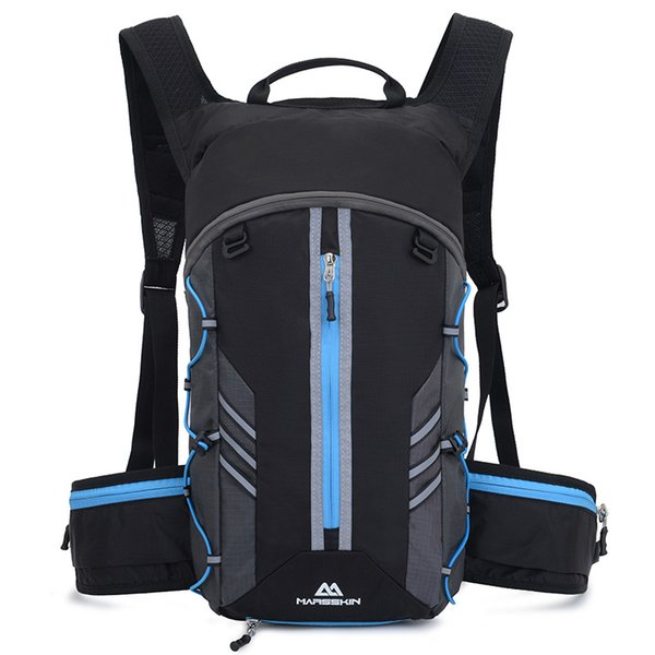 Solo mochila azul