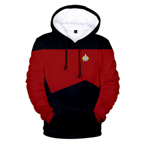 movie star hoodies 3d sweatshirts harajuku long sleeve clothes star cosplay hoodies plus size for men streetwear - from $21.45