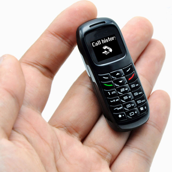 best selling l8star BM70 mini phone bluetooth Dialer headphones Stereo Mini Headphone Pocket Phone mini mobile phones for kids DHL free