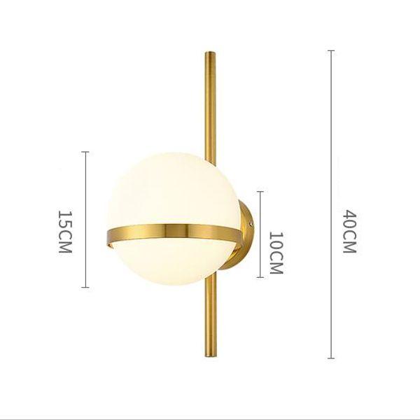 Gold 15cm