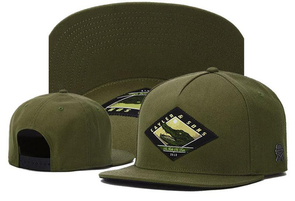 Casquettes de mode Snapback Les casquettes de baseball StrapBack de sport Hat pour hommes femmes Hiphop Hat Peaked Cap