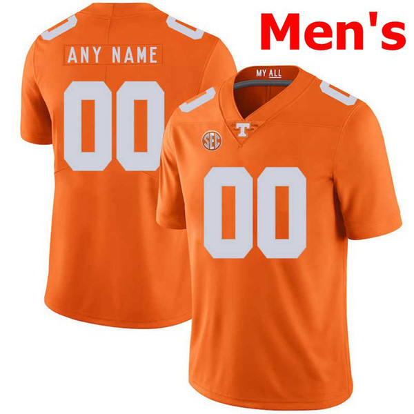 Mens Orange