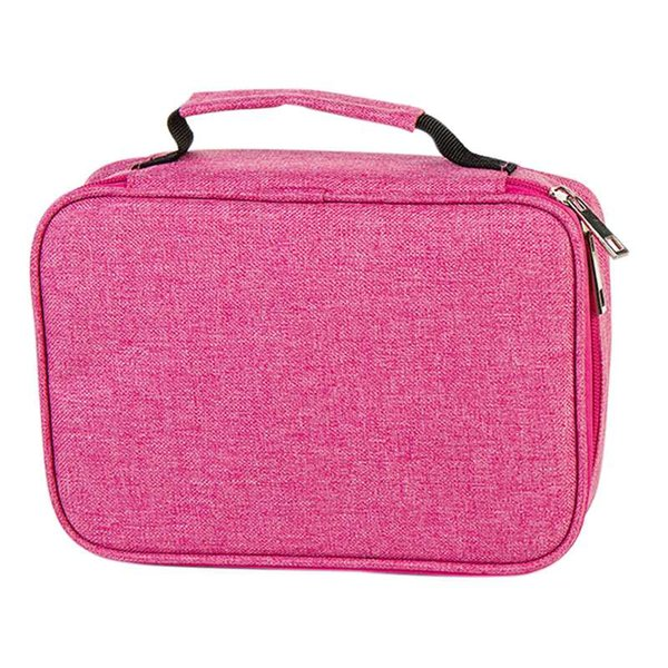 School Pencil Cases For Girls Boy Pencilcase 72 Holes Pen Box Penalty Multifunction Storage Bag Case Pouch Stationery Kit