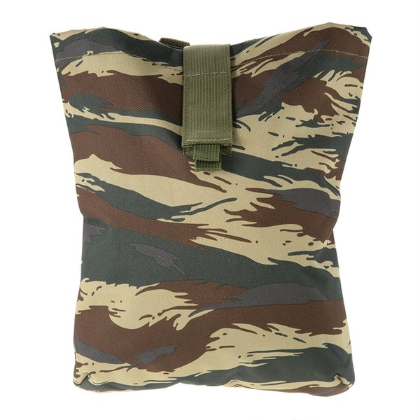 Outdoor Tactical Pouch Stuff Sack Multifunction Tactical Hunting Waist Pack Water-resistant Storage Bag Hiking Trekking Cycling #924563