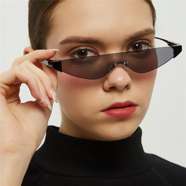 Kachawoo треугольник солнцезащитные очки ретро женщины цельный стиль красный желтый черный кошачий глаз солнцезащитные очки для женщин летний подарок без оправы