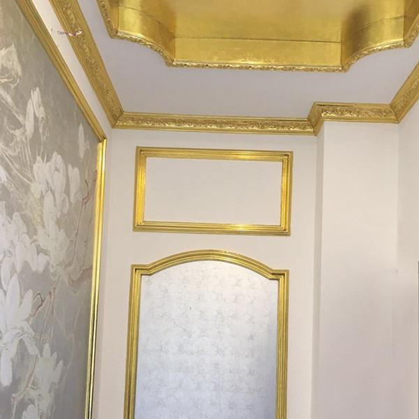 2019 Gold Foil Decor Golden Copper Leaf Cover Sheets Gilding DIY Art Craft  Paper Gilding Craft Decorative Sticker Decor From Bf_home, $6 03 |