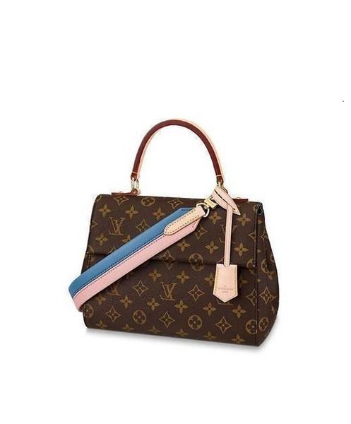 2019 2019 M44463 Cluny Bb Women Handbags Iconic Bags Top Handles Shoulder Bags Totes Cross Body Bag Clutches Evening