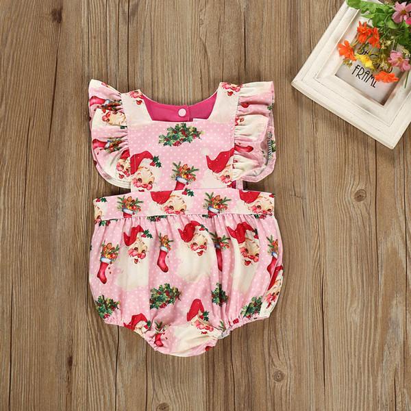 INS 2019 new Halloween bebê romper macacão de bebê recém-nascido menina roupas de grife meninas macacão criança menina roupas infantis romper A7637