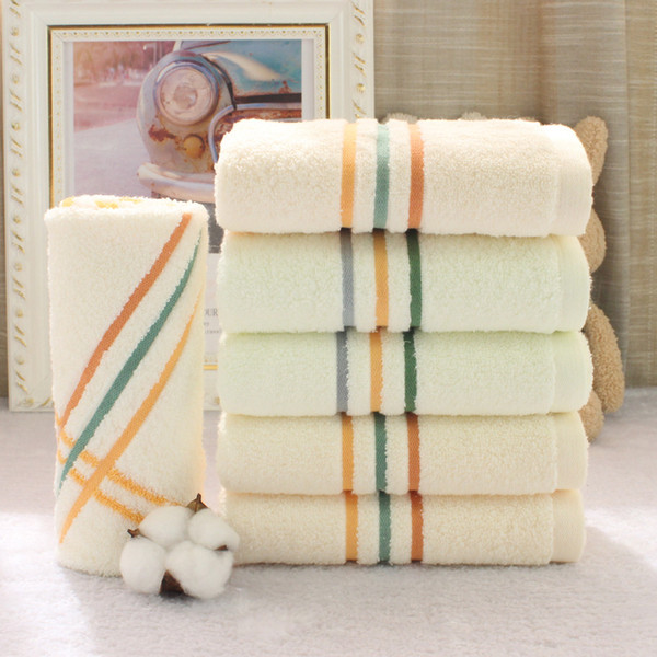 Xiandi Towel high quality Cotton Towel Thicken Water absorption adult Wash your face washcloth 34*74 new style Factory direct sales