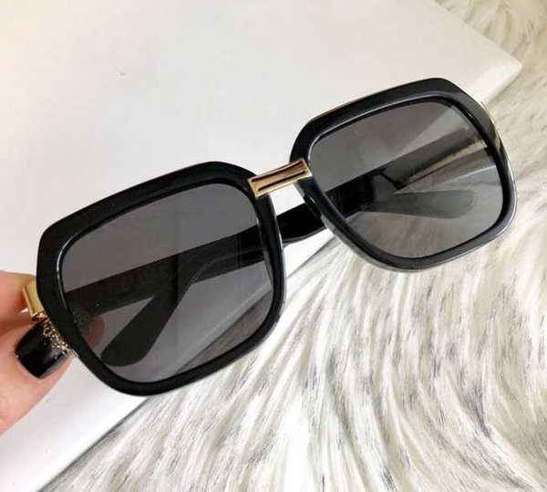 40050 Black Square Sunglasses women gafas de sol Designer Sun glasses UV400 Top Quality New with Box