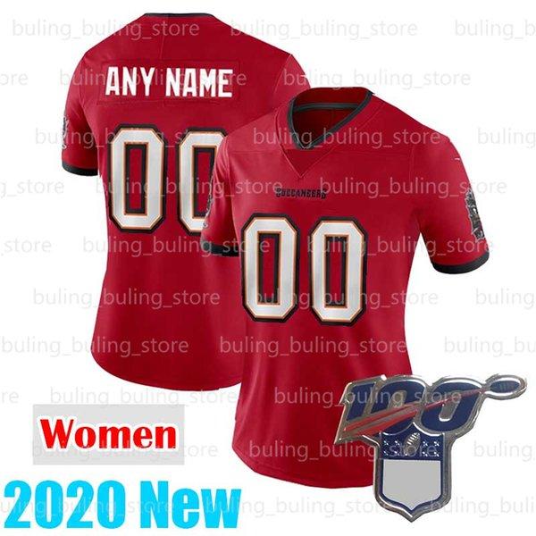 Personalizzato 2020 nuova delle donne + Patch 100 °