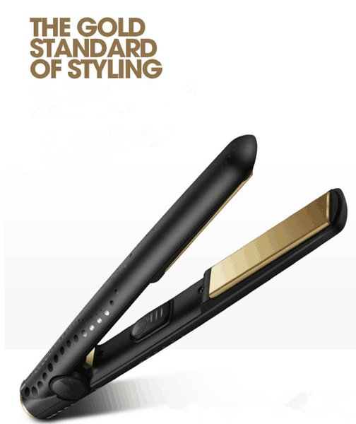 DHL free shipping V Gold Max Hair Straightener Classic Professional styler Fast Hair Straighteners Tourmaline ceramic Hair Styling tool
