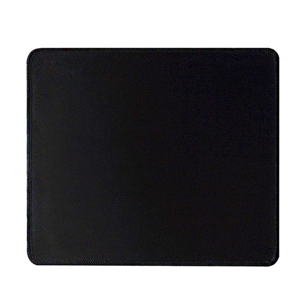 Mouse Pad 24*20cm Universal Precise Positioning Anti-Slip Rubber Locking Edge Mouse Mat for Laptop Computer Tablet PC Gamer