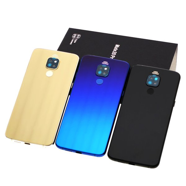 Full screen Curved screen Mate 20 4 cameras Android 8 1GB/16GB Show fake 4GB RAM 128GB ROM Fake 4G LTE Unlocked Cell Phone