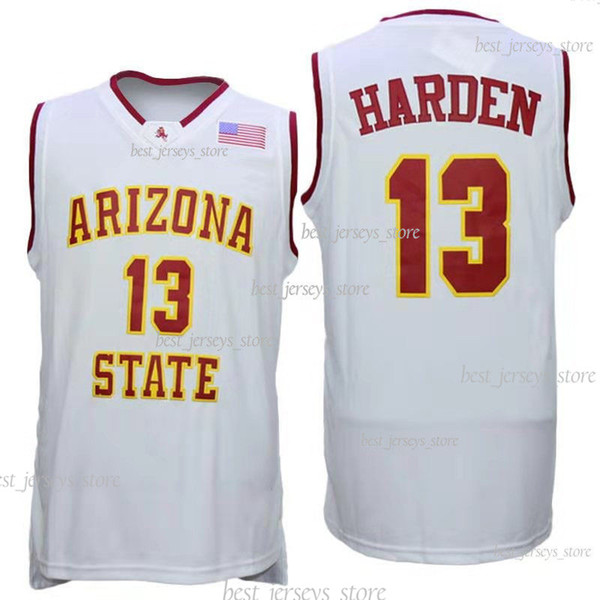 23 arizona tate un devil ncaa 33 bryant 13 harden college ba ketball jer ey 2019 elling jer ey 69244