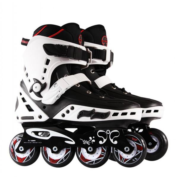 Professionelle Slalom Inline Skates Street Brush Erwachsenen Rollschuh Rutschen Free Skating Patines Adulto Original FS MT IA19