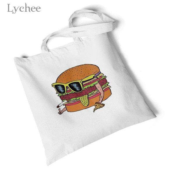 hamburger di fumare