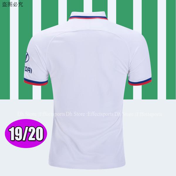 2020 Away White