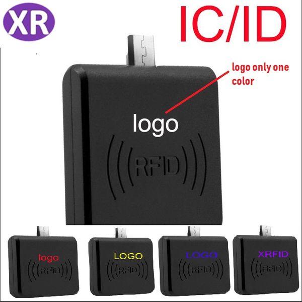100sets Portable 125Khz RFID Card Reader EM4100 USB Smart Access Control Card Reader Plug and Play TK4100 EM ID Reader Accpet Printing Logo