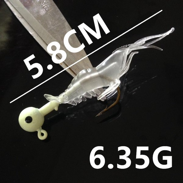 5.8cm 6.35g