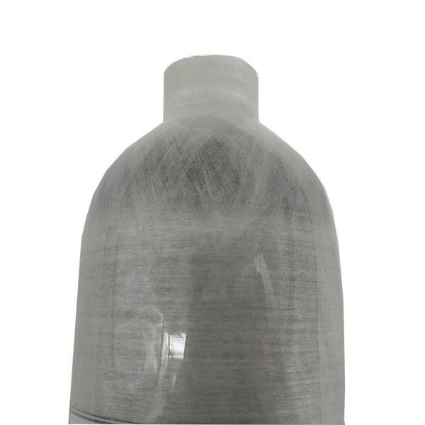 Acecare AC3011 Cylindre en fibre de carbone / Réservoir de paintball de bouteille de carbone pour SCUBA 4500psi 300bar Drop Shipping
