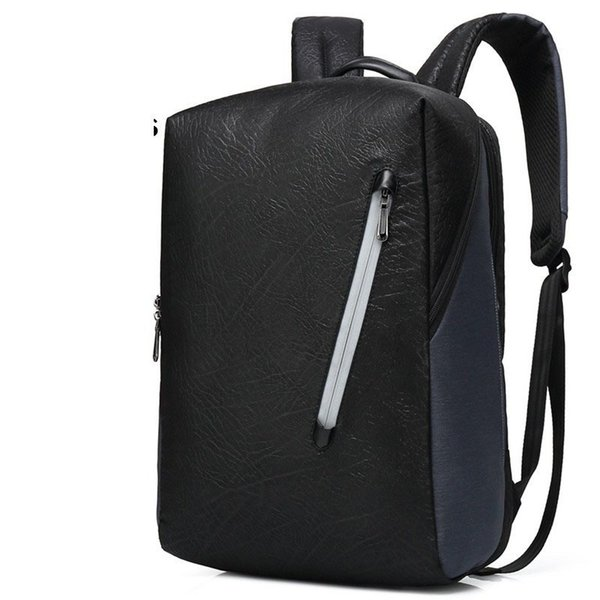 good quality Travel Backpack Male Bag Laptop 15.6 Inch 14 Inch Waterproof Oxford Hidden Pocket School Bags For Teenager Bague Homme